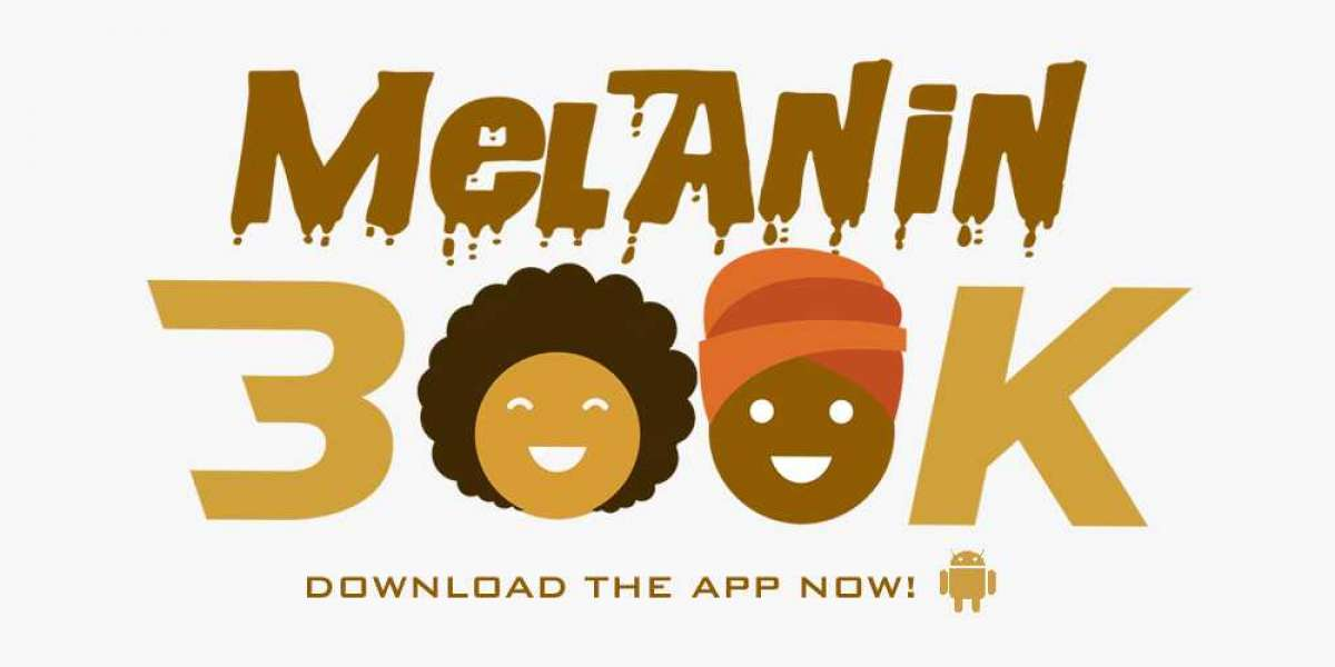 Melaninbook.com App is here!