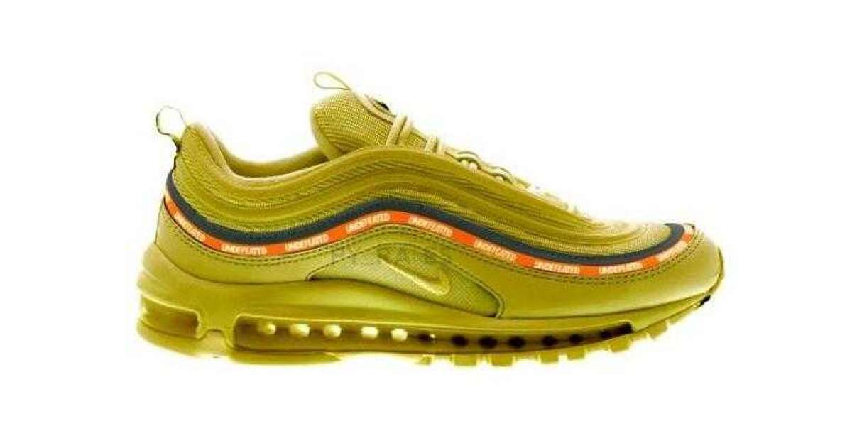 2020 Undefeated x Nike Air Max 97 Militia Green Releasing Soon