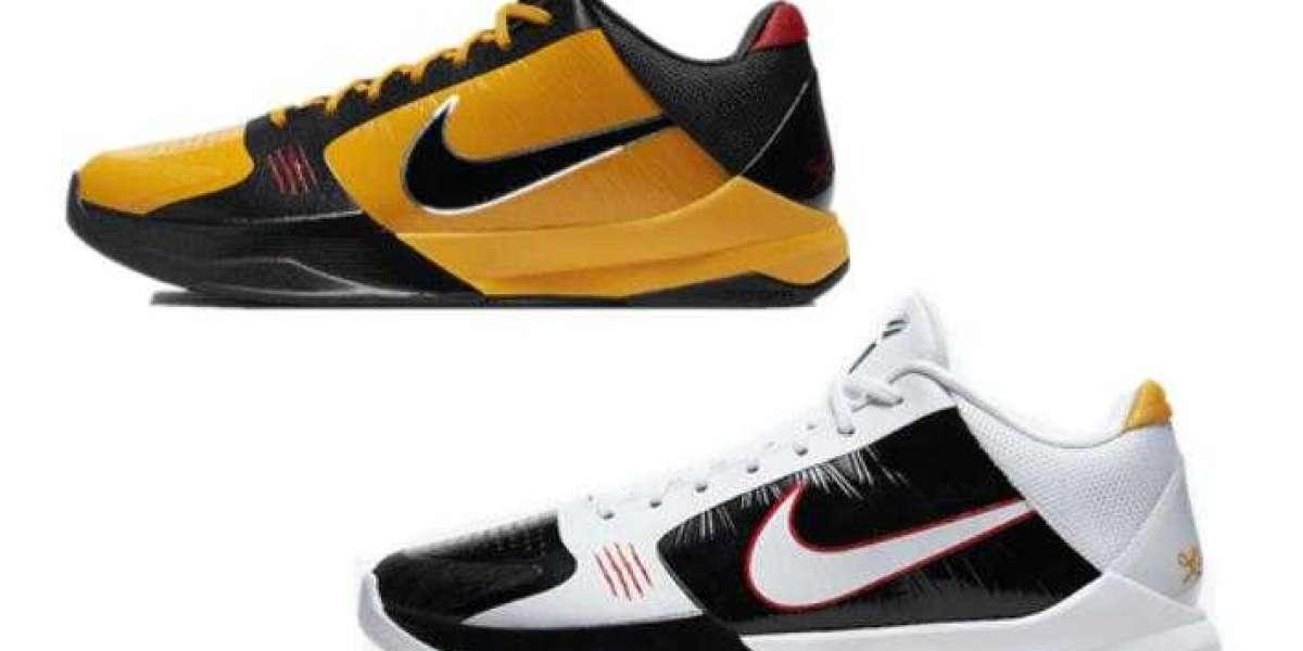 Nike Kobe 5 Protro Bruce Lee Black White is Available Now