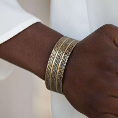 Brass cuff Profile Picture