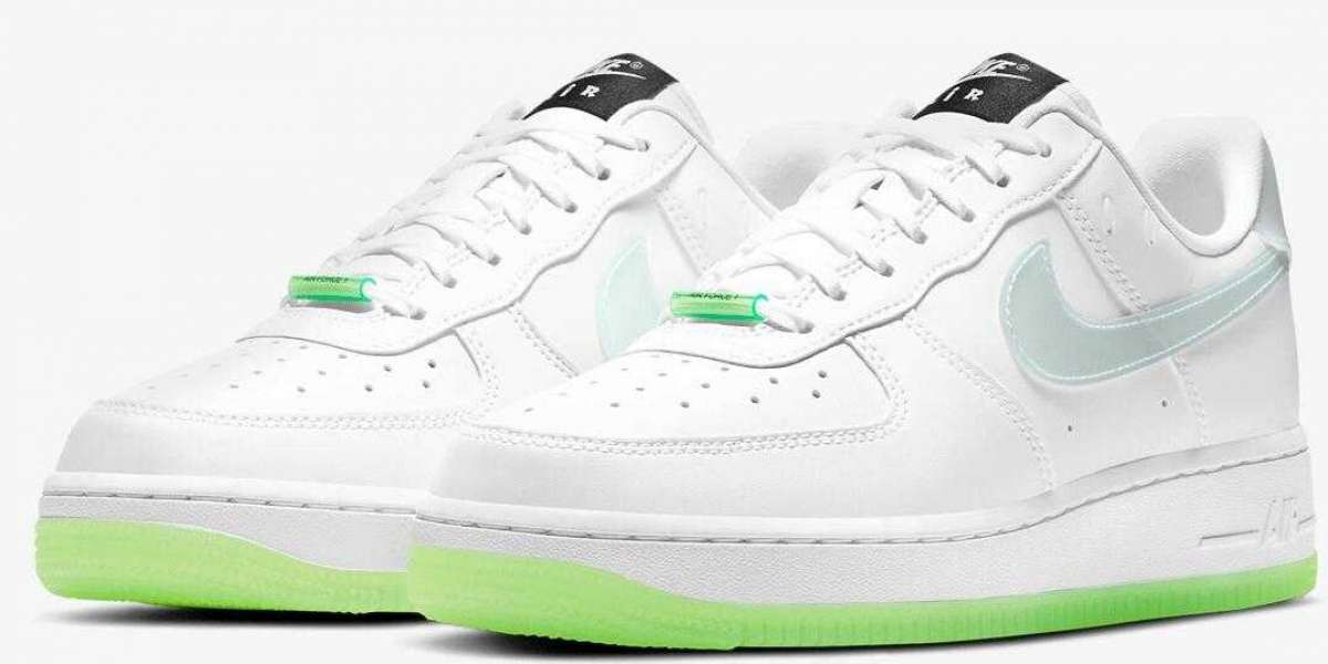 Nike Air Force 1 Have A Nike Day Release the Glow-In-The-Dark