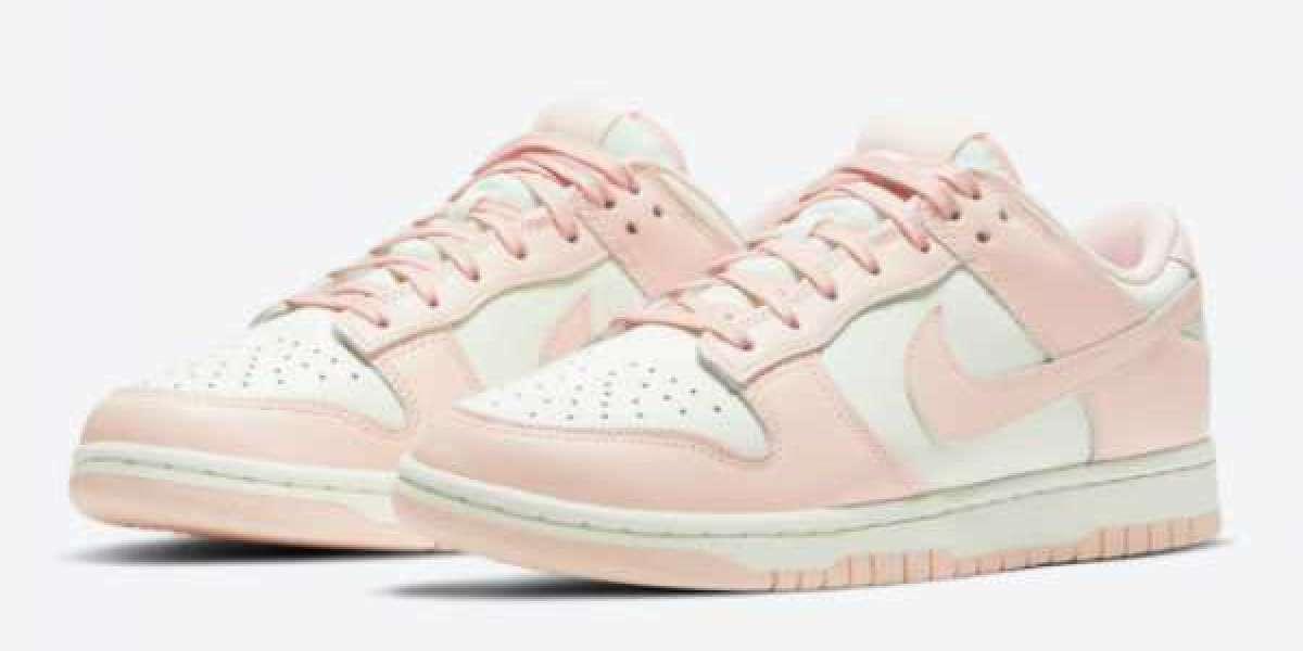 "Nike Dunk Low WMNS ""Orange Pearl"" 2021 New Arrival DD1503-102"