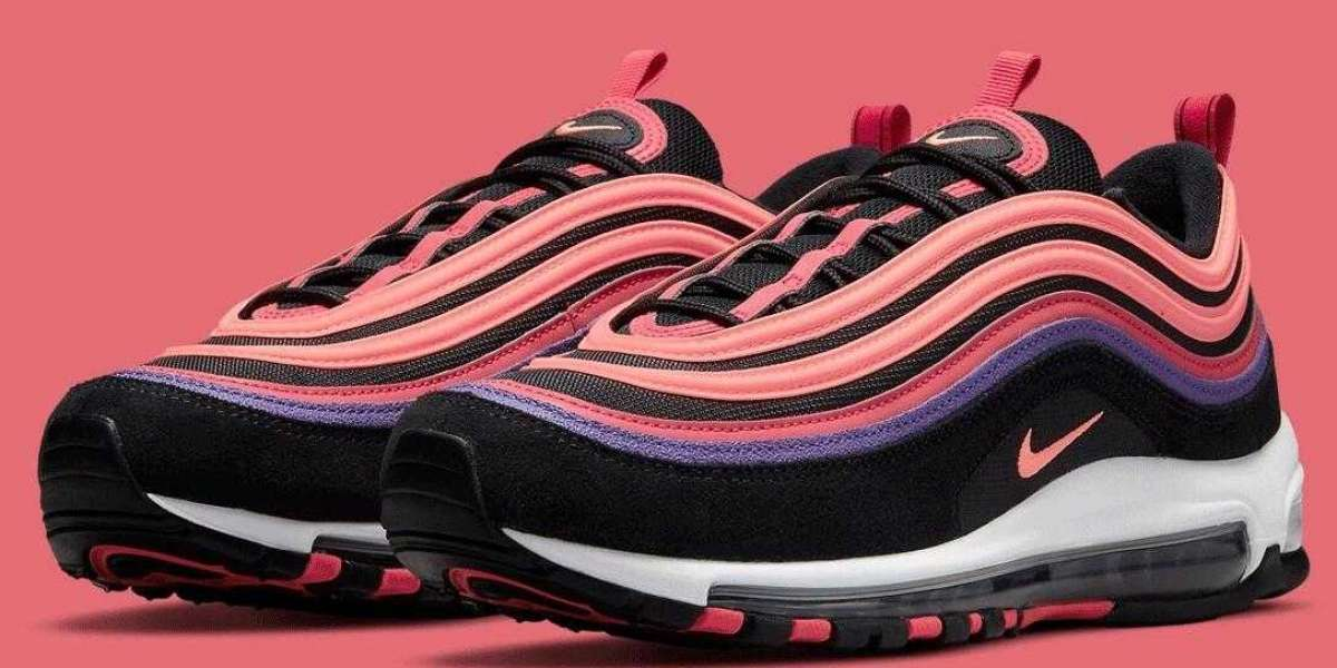 Colors Of Dusk Will Appear in The New Nike Air Max 97