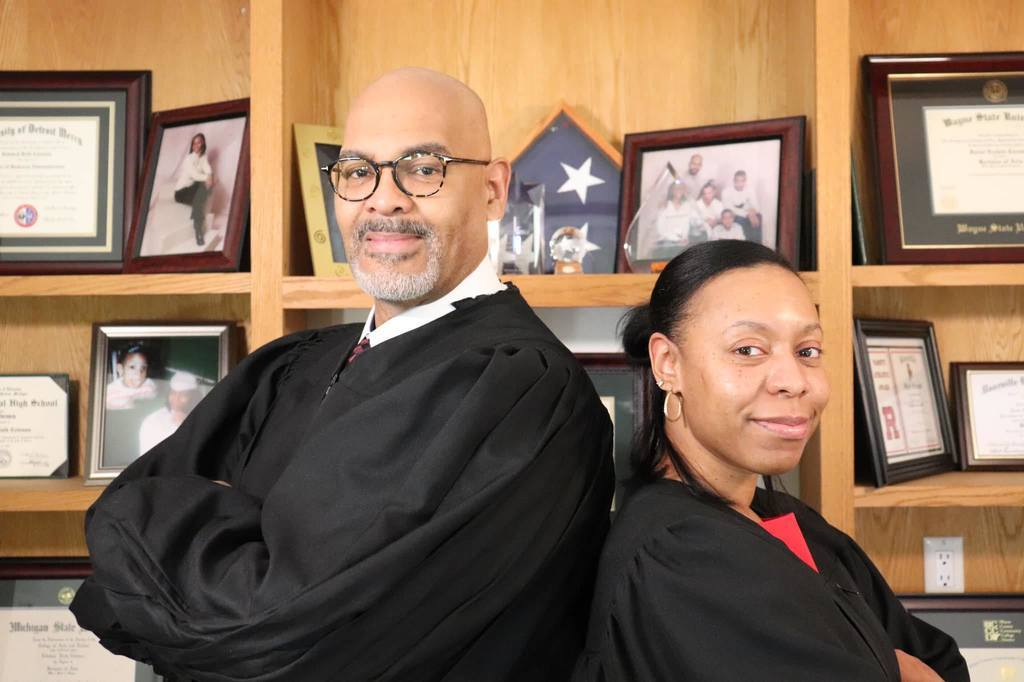 She Made History As The First Black Judge In Her City's History And He – BOTWC