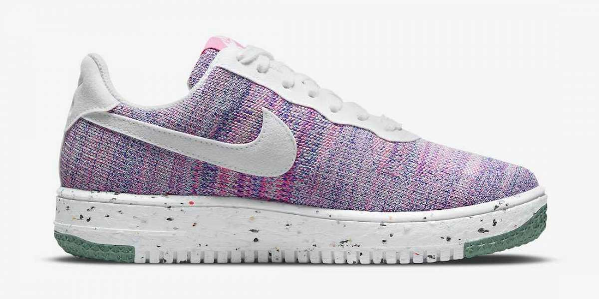 Nike Air Force 1 Flyknit 2.0 Pink Purple DC7273-500 Already On Sale
