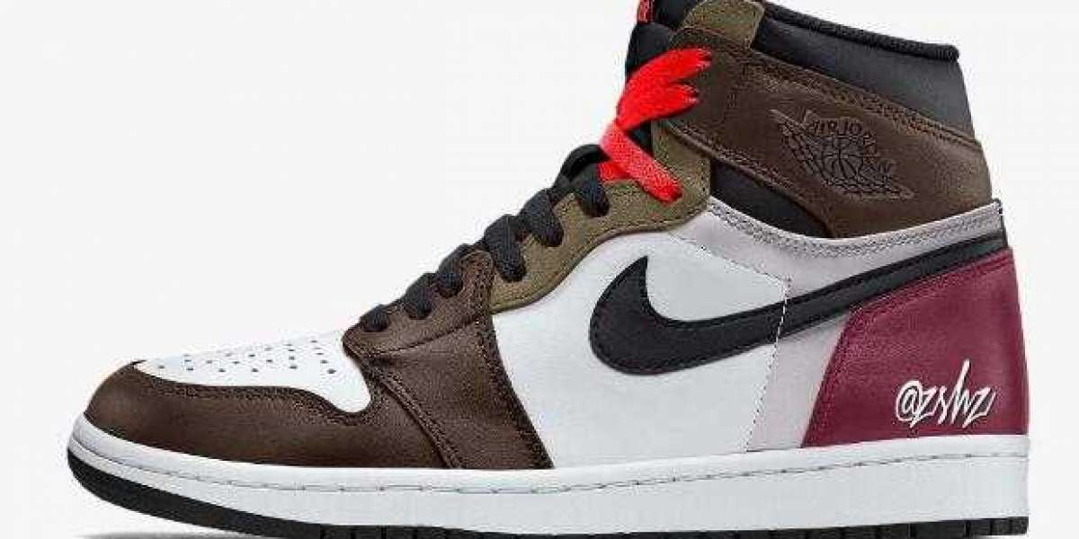 """NEW AIR JORDAN 1 HIGH """"MULTI-COLOR"""" LAUNCHING LATER THIS YEAR"""