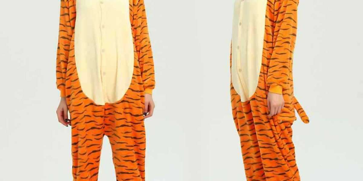 Quality Animal Kigurumi Onesies Is a Great Gift For Anyone