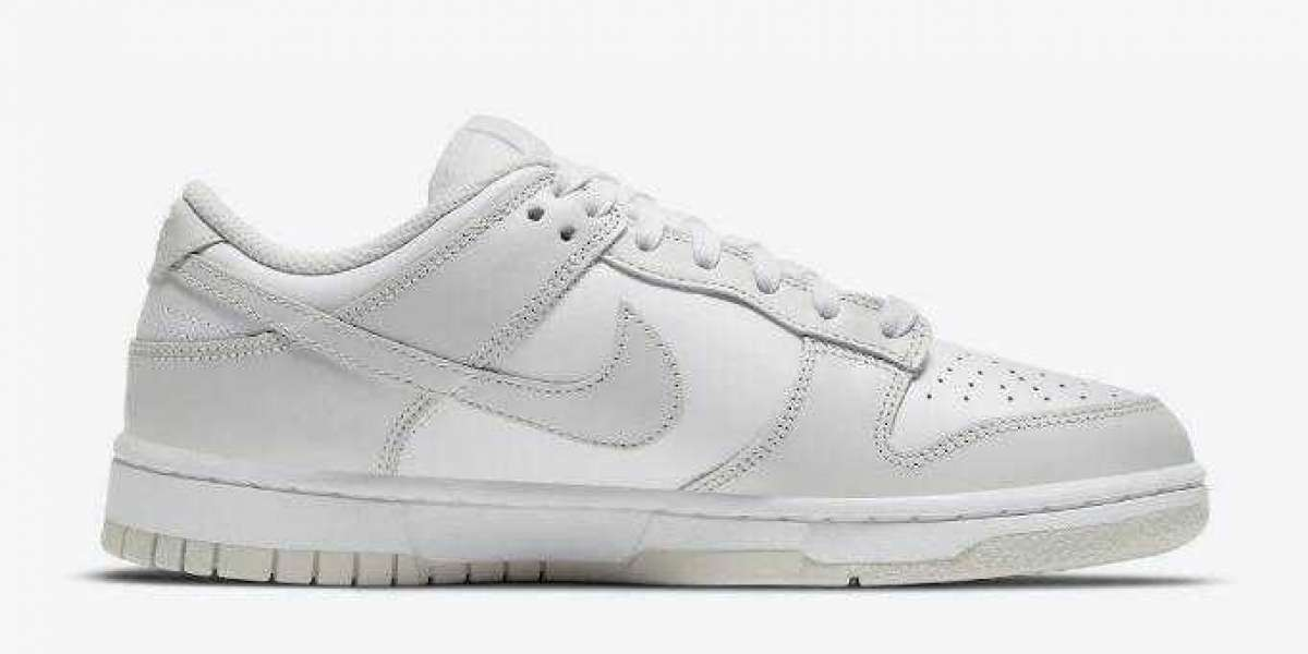Nike Dunk Low WMNS Photon Dust DD1503-103 Unveils for Spring 2021