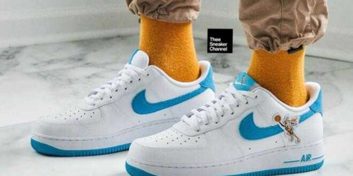 Popular Hiking Shoes Space Jam x Nike Air Force 1 Hare Coming Soon