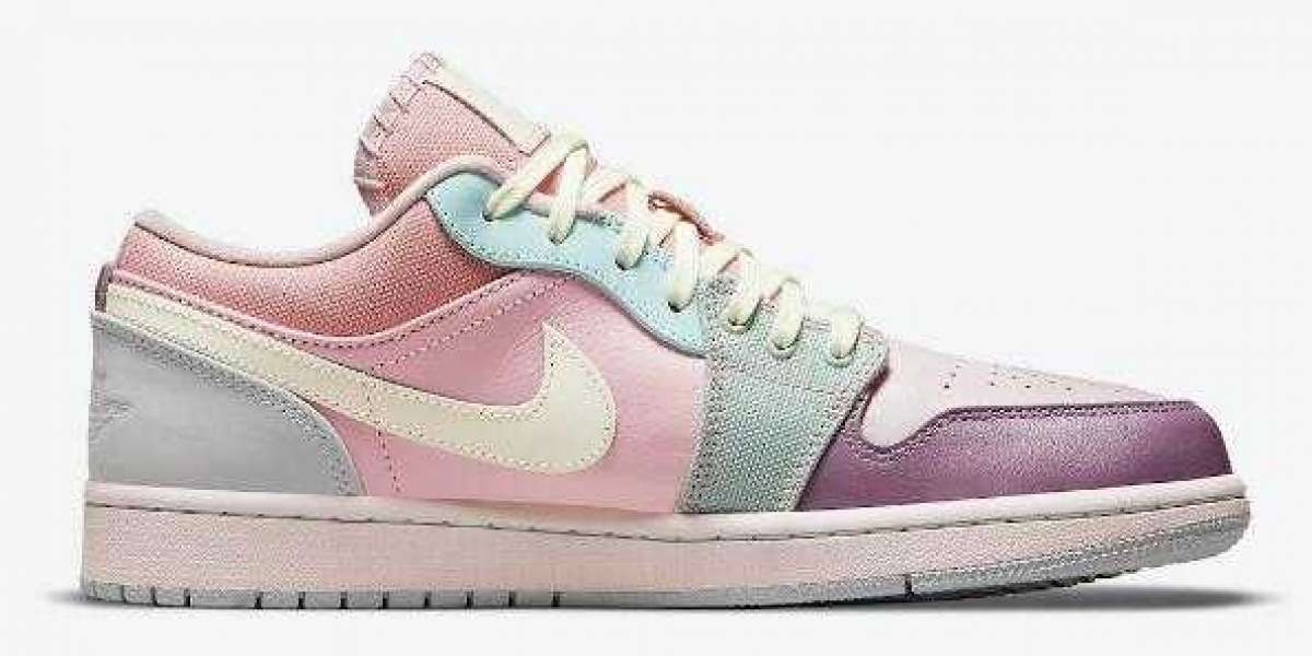 New Arrivals 2021 Air Jordan 1 Low Pastel is Available Now