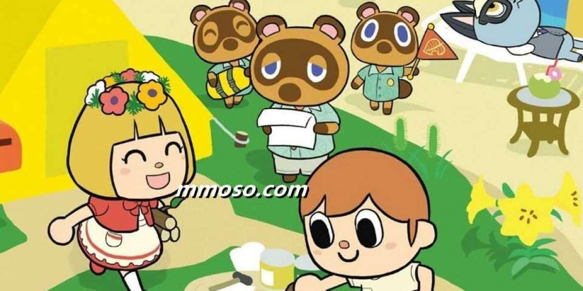 Animal Crossing: New Horizons Manga