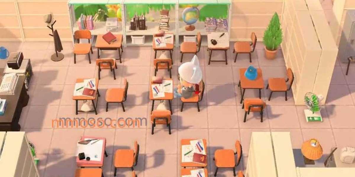 Animal Crossing: NH New Idea: School