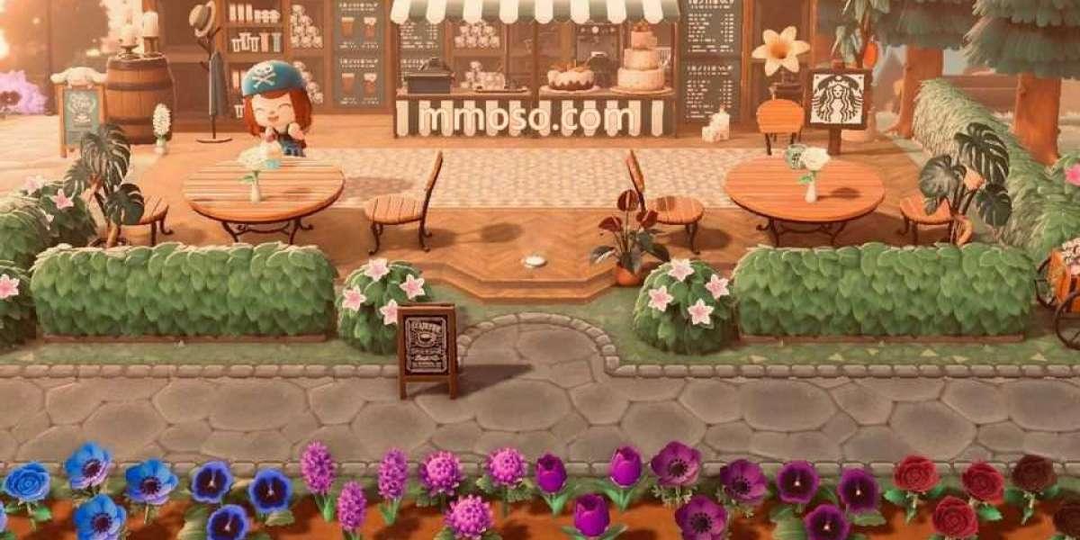 Starbucks Cafe In Animal Crossing: New Horizons