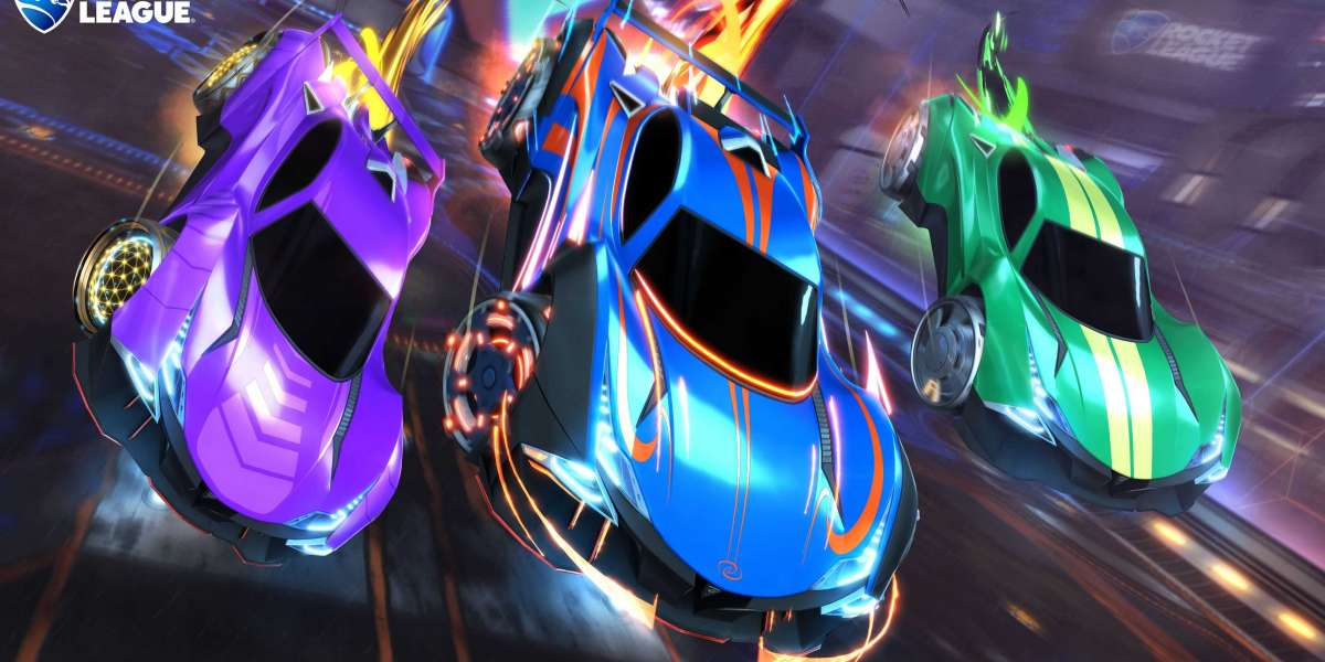 Rocket League has enjoyed accelerated popularity through the years