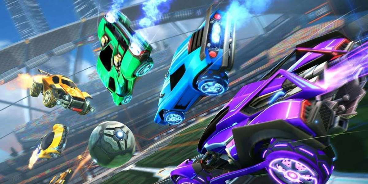 Soccer-with-cars game Rocket League has reached a brand new milestone
