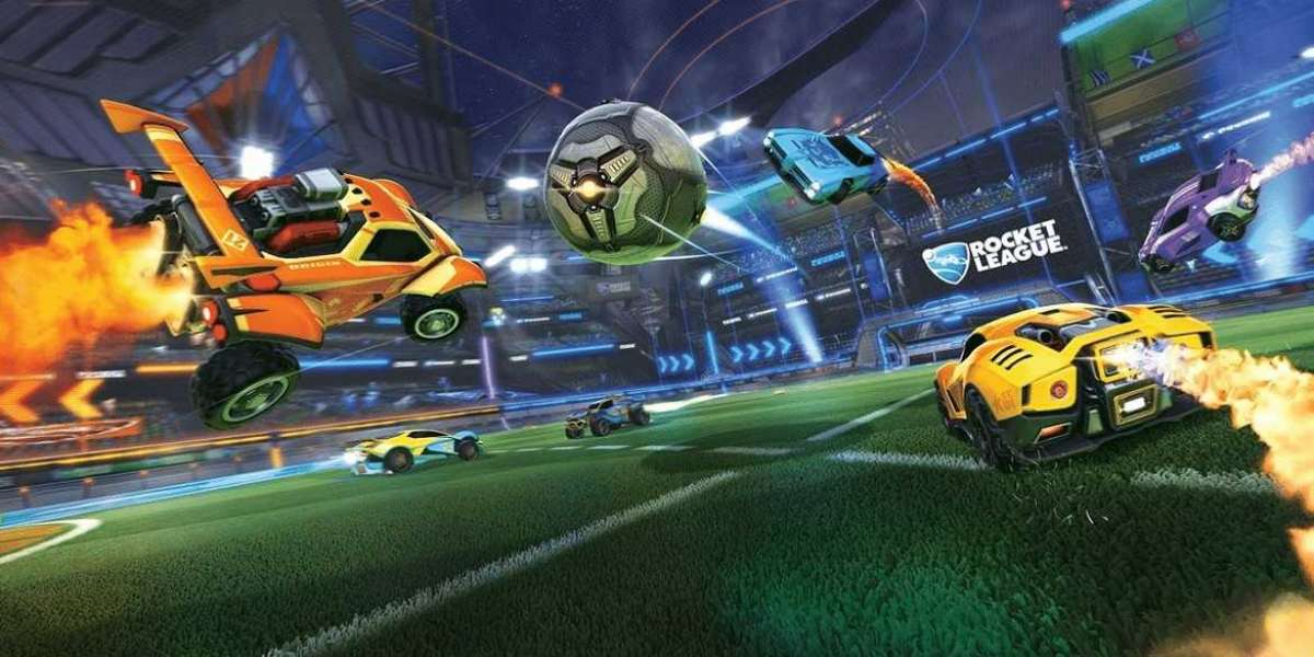 Rocket League will also debut at the Epic Games Store
