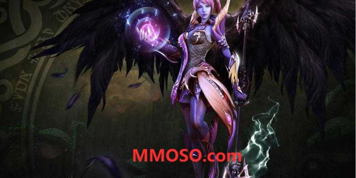 The feeling of playing Aion Classic again after many years