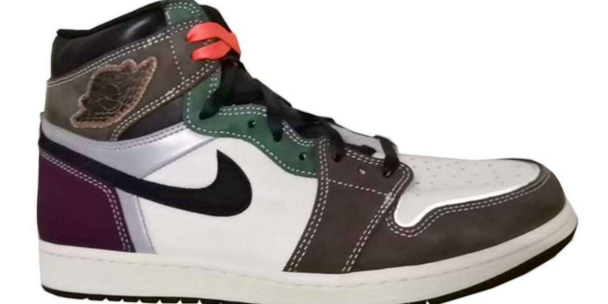 """DH3097-001 Air Jordan 1 """"Archaeo Brown"""" will be released on December 19"""