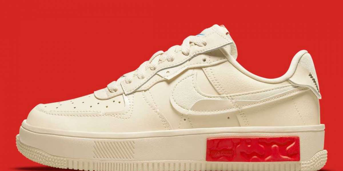 "DA7024-200 Nike Air Force 1 Fontanka ""Pearl White"" information"