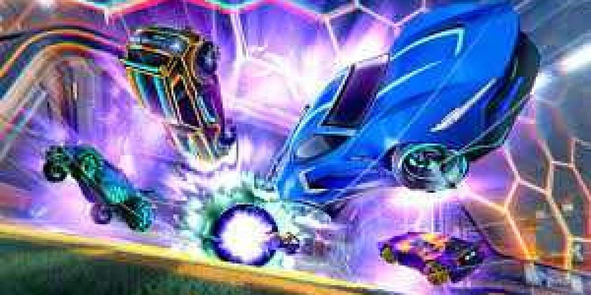 When car-soccer sport Rocket League became up to date final November