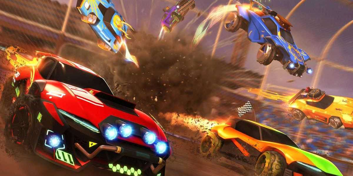 Rocket League is a aggressive video game, that essentially mimics football