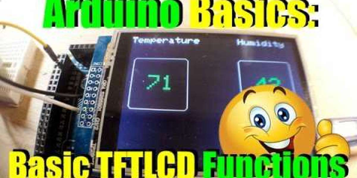 Modes of converting a TFT LCD screen include
