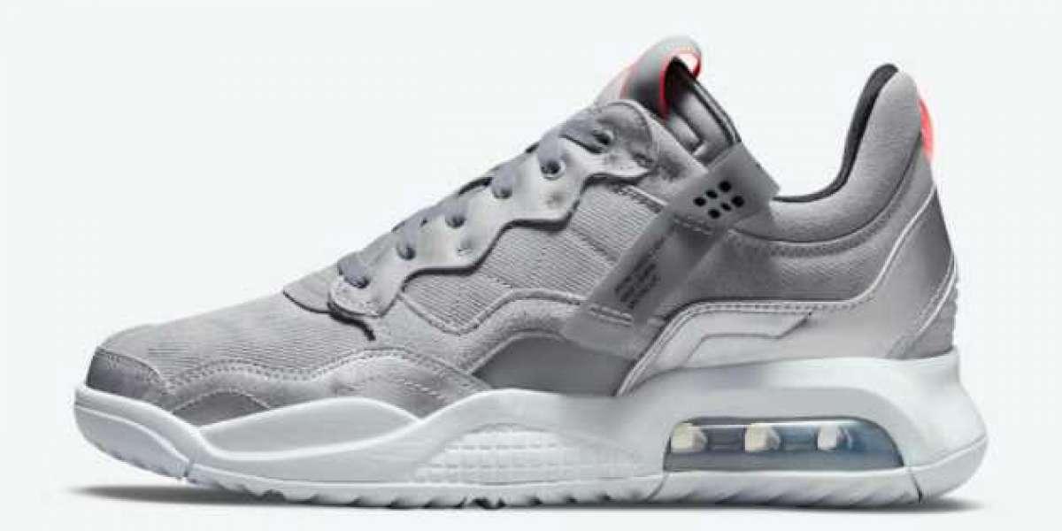 Latest Release Jordan MA2 Wolf Grey CV8122-009