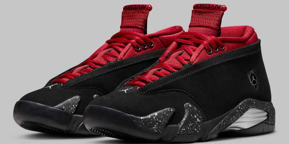 """Air Jordan 14 Low """"Lipstick"""" is expected to be released on September 16"""