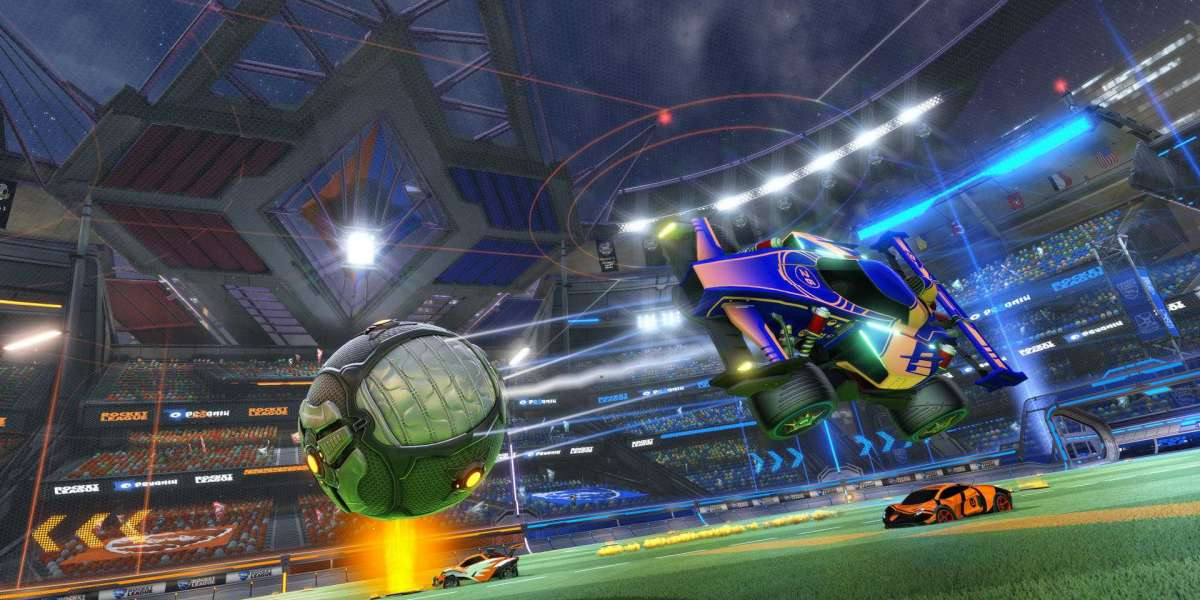 Rocket League acquired a brand new replace nowadays across