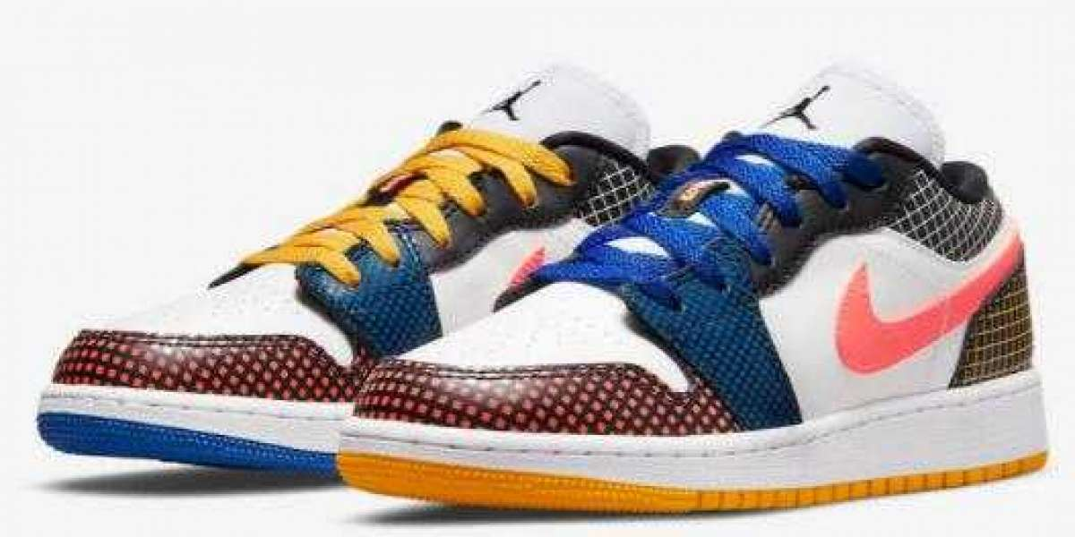 Kids Size Air Jordan 1 Low MMD to Unveils on October 12th